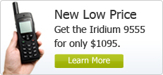 The Iridium 9555 has a new low price