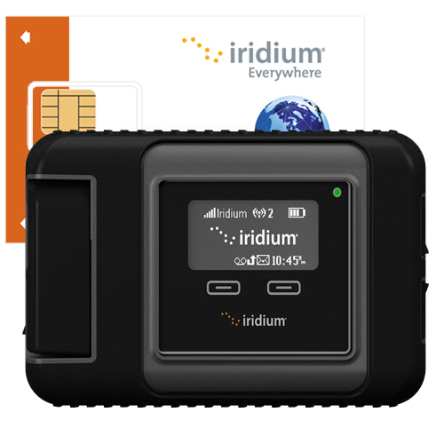 Iridium GO! Subscriptions